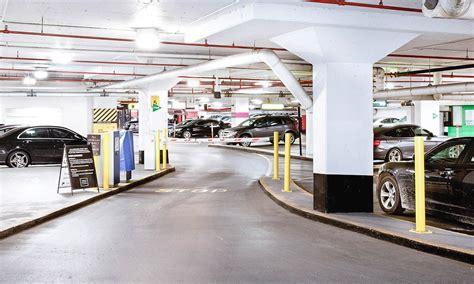 td centre parking garage toronto parking impark