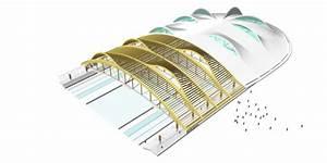 Inzell Speed Skating Stadium    Behnisch Architekten   Pohl Architekten