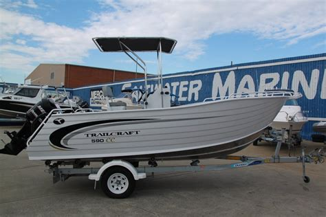 Boat Us Trailer Insurance by New Trailcraft 590 Centre Console For Sale Boats For