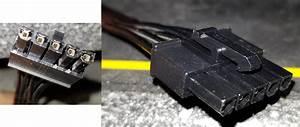 Molex To Sata Power Adapter From A Cooler Master Modular
