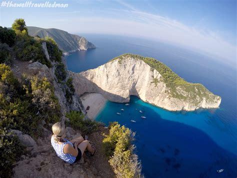 A day at Navagio Beach, Zakynthos – Greece ...