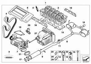 Mini Cooper S Convertible Screw  M8x30  Tuningkit