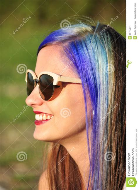 cool hipster girl stock image image
