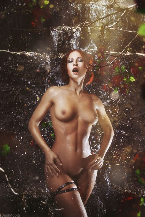 Triss Merigold Gets Naked In These Unbelievable Witcher