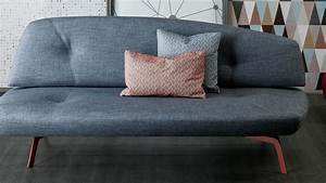 Canapé Deux Places Convertible : canape design pour petit espace ~ Teatrodelosmanantiales.com Idées de Décoration