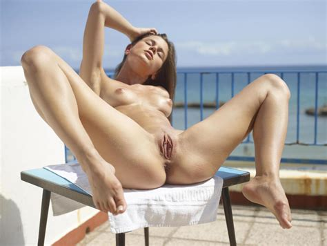 Naked Marketa Stroblova Added By Leanimal