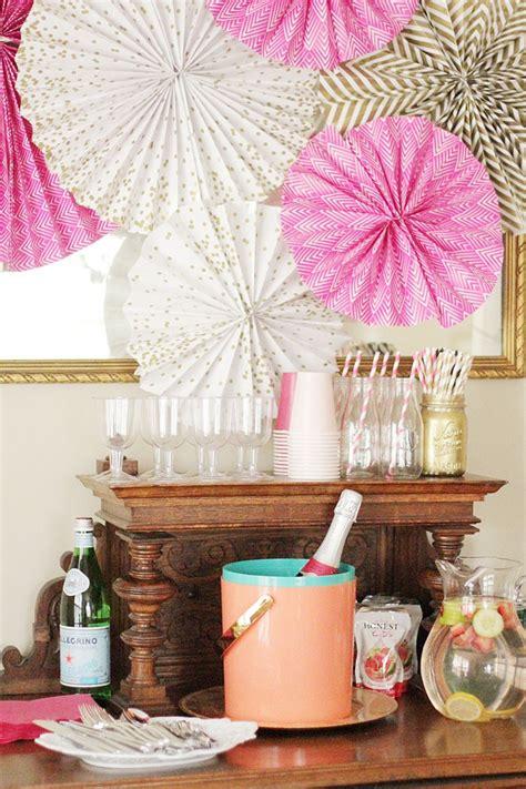 tea   birthday party ideas home style  senses