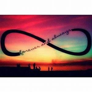 forever and always infinity sign   Random   Pinterest ...