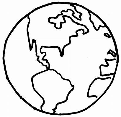 Earth Drawing Globe Simple Sketch Holding Why