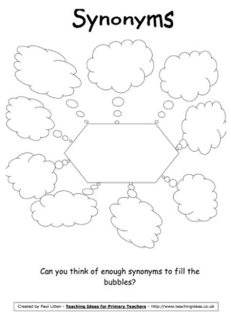 preschool synonyms synonyms and antonyms teaching ideas 527
