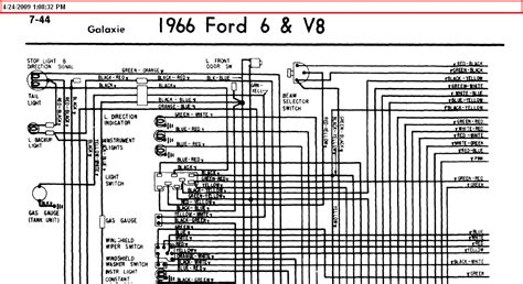 What The Wiring Diagram For Ford Ltd