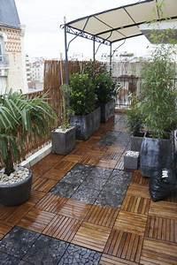 Aménagement Terrasse Appartement : ceci n 39 est pas du paysagisme terrasse pinterest ~ Melissatoandfro.com Idées de Décoration