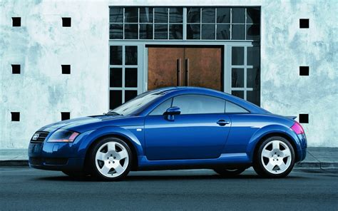audi tt blue wallpapers  images wallpapers pictures