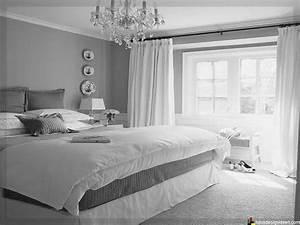 Wandfarbe Grau Schlafzimmer : schlafzimmer ideen grau wei 011 sabine schlafzimmer schlafzimmer ideen und graues schlafzimmer ~ One.caynefoto.club Haus und Dekorationen