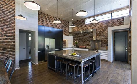 New York Loft Style Kitchen   Mastercraft Kitchens