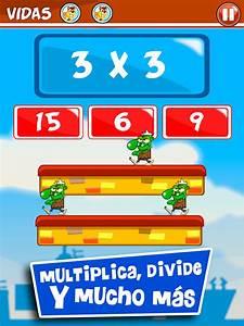Juegos educativos para niños: Sumas Restas Tablas Aplicaciones Android en Google Play