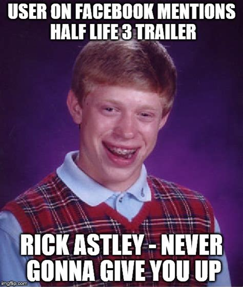Never Gonna Give You Up Meme - rick astley imgflip
