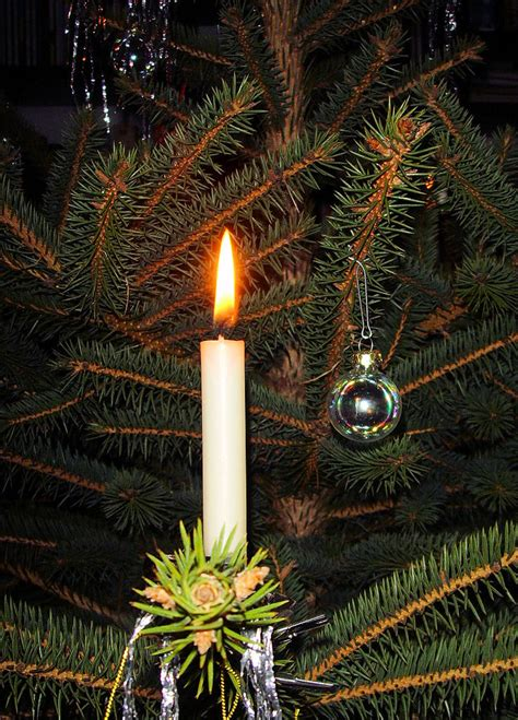 file candle on christmas tree 3 jpg wikimedia commons