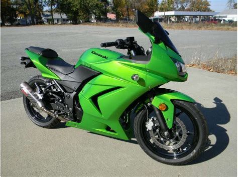 2012 Kawasaki Ninja 250r For Sale On 2040-motos