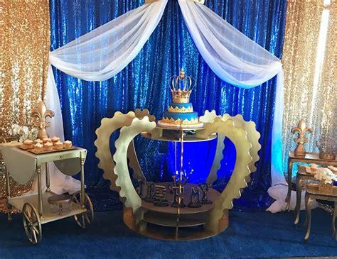 prince baby shower prince jeremys royal shower