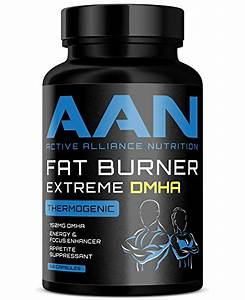 Aan U0026 39 S Fat Burner Extreme Dmha   Stubborn Belly Fat  Thermogenic