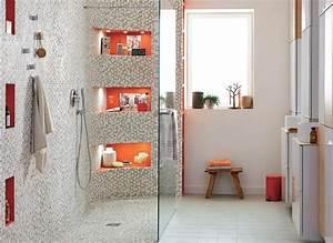 Comment Faire Une Douche à L Italienne : comment cr er une douche l 39 italienne ~ Melissatoandfro.com Idées de Décoration