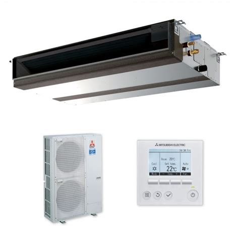 Mitsubishi Ducted Air Conditioning Peadrp100jaa