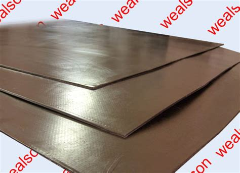 Reinforced Graphite Sheet From Zaozhuang Wealson