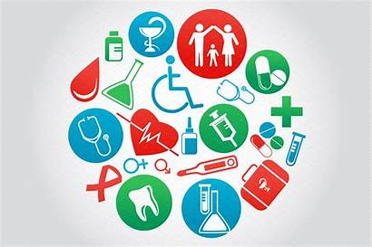 Medical Icons Healthcare Market