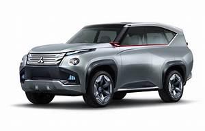 Mitsubishi Shogun : 2017 mitsubishi pajero to remain heavy duty off roader performancedrive ~ Gottalentnigeria.com Avis de Voitures