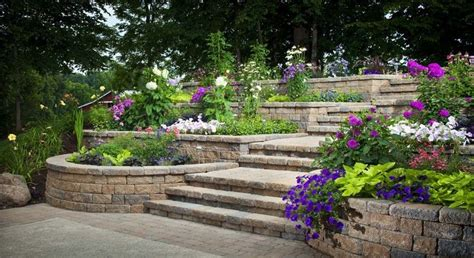 tiered backyard landscaping ideas landscape ideas tiered backyard izvipi com