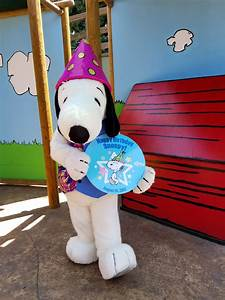 2018 Snoopy's Birthday Celebration at Knott's Berry Farm ...