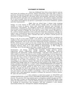 Custom Phd Argumentative Essay Sles by College Personal Statement Exles College Students