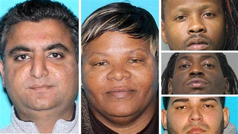 8 arrested 5 sought after heroin ring bust 6abc