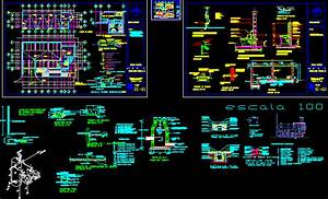 Sanitary Details DWG Detail for AutoCAD • Designs CAD