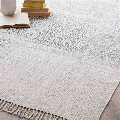 codosera cotton rug 140 x 200 cm maisons du monde