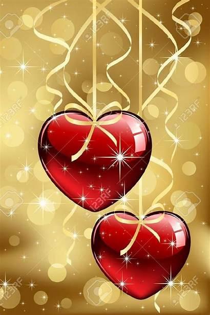 Glitter Stars Heart Hearts Pretty Valentine Phone