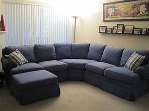Living rooms with sectionals sofa for small living room for Sectional couch in small living room
