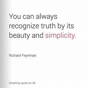 RICHARD FEYNMAN | SIMPLICITY QUOTES | Pinterest ...
