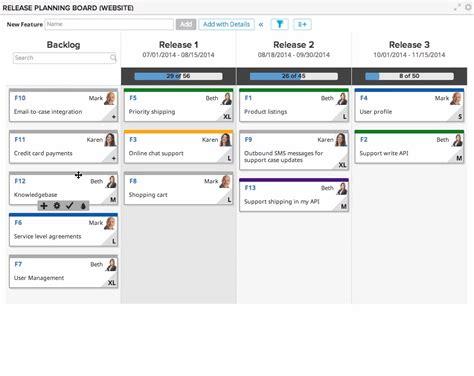 release plan template agile release plan template 53 release plan quarterly theme 01 300 templates data