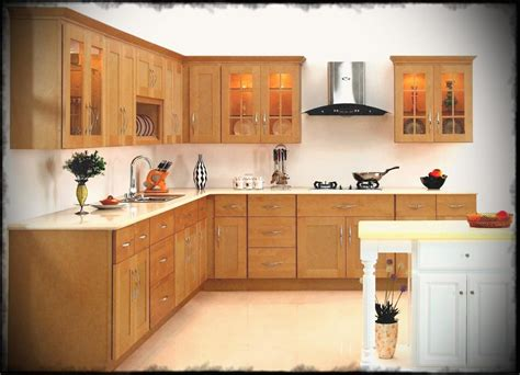 Indian Simple Kitchen Design Traditional Interior Home