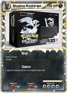 Pokémon Shadow Reshiram - Buy - My Pokemon Card