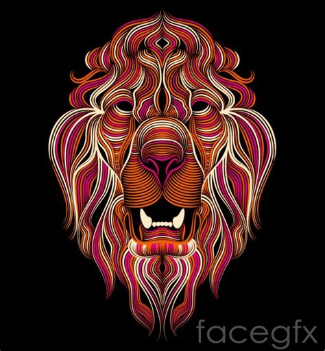 android launch icon template free download ai launcher lion vector over millions vectors stock