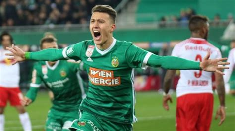 Celtic linked with versatile Austrian midfielder