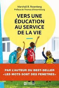 Vers Une  U00e9ducation Au Service De La Vie