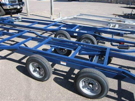 Triton Pontoon Trailers triton pontoon trailers st germain sport marine