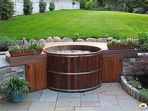 Cedar Hot Tub : maine cedar hot tubs photo gallery ~ Sanjose-hotels-ca.com Haus und Dekorationen