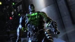 Batman: Arkham Origins - Capturing Joker/First Bane Boss ...
