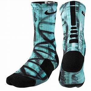 Nike LeBron 12 NSRL Socks | SportFits.com