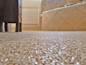 Bodenbelag Für Dusche : kieselsteinboden im bad so gelingt der nat rliche spa look ~ Michelbontemps.com Haus und Dekorationen